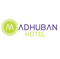 Madhuban hotel delhi logo